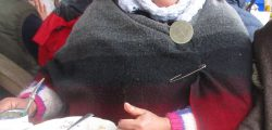 Ñaña Matilde en kumiyal wetripantu