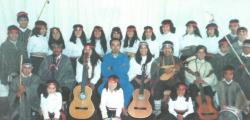 Ex grupo folclórico Wehe Werken de la Escuela, muchos copiaron la iniciativa.