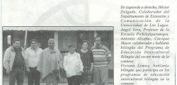 Pioneros en EIB en San Juan de la Costa