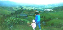 Vista panorámica Escuela Pichilafkenmapu